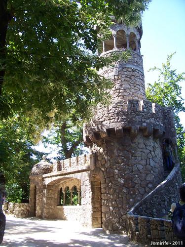 Sintra: Quinta da Regaleira - Torre