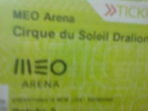 CIRCO DO SOLEIL