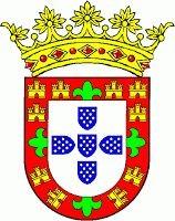 Brasão de Armas e Bandeira Quadrada de D. João I