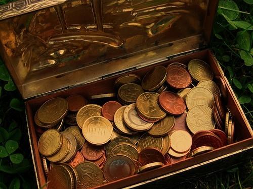 Dinheiro: O mote comum de cada negociata...