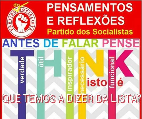 lista do ps eleições europeias 2014 portugal assis e seguro ps