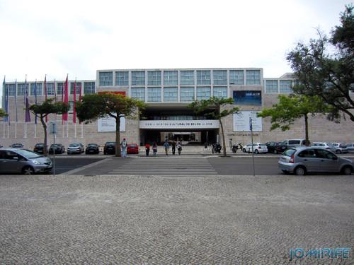 CCB Centro Cultural de Belém (1) Frente [en] Libson - Belem Cultural Center - Front