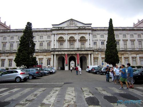 Lisboa - Palácio Nacional da Ajuda - Frente (1) [en] Lisbon - Ajuda National Palace - Front