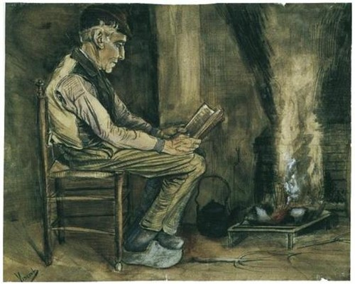van-gogh-homem-lendo-aquarela-e-carvao-1881-museu-