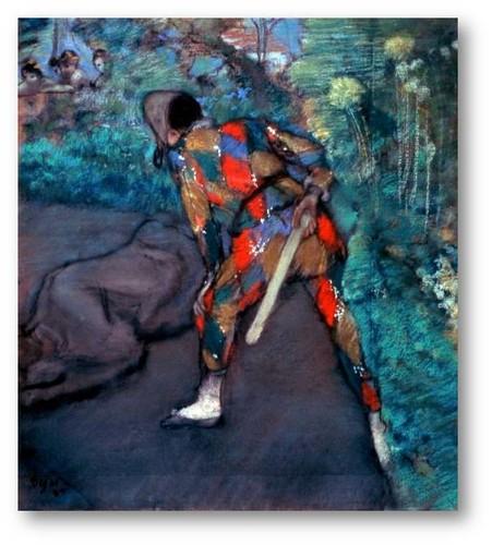 edgar degas, harlequin, 1885a.jpg
