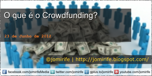 Blog post: O que é o Crowdfunding?