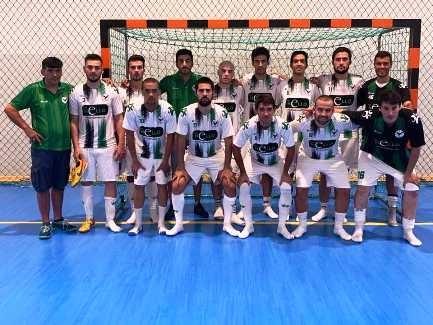 Pampilhosense futsal Torneio Boa Esperança 08-09-