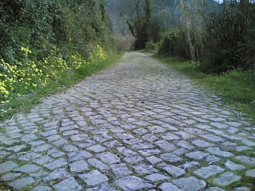 Paul de Arzila: Caminho de pedra
