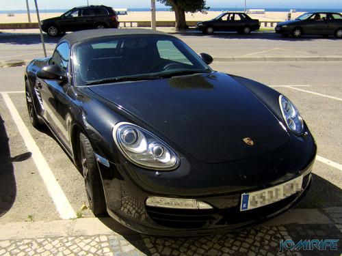 Porsche Boxster Convertible - Front / Frente