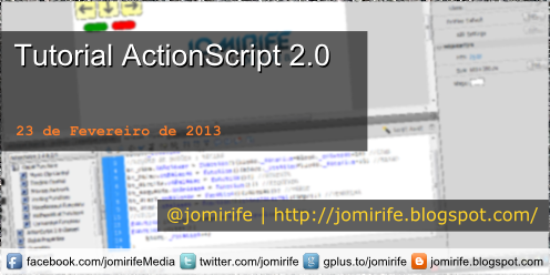 Blog Post: Tutorial ActionScript 2.0