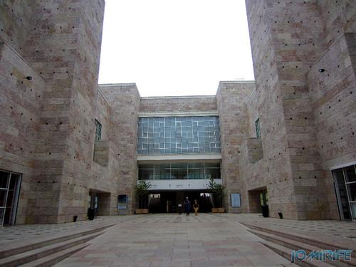 CCB Centro Cultural de Belém (4) Pátio [en] Libson - Belem Cultural Center - Patio