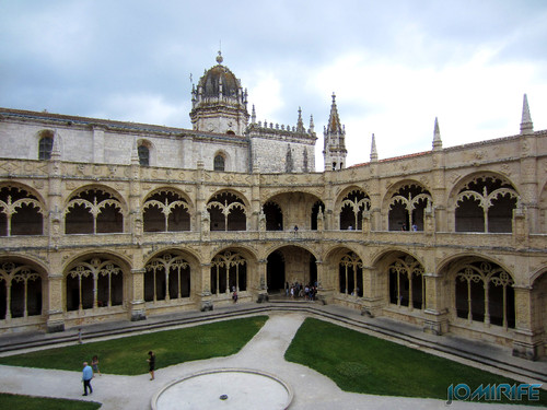 Lisboa - Mosteiro dos Jerónimos (14) Primeiro andar [en] Lisbon - Jeronimos Monastery - First floor