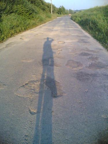 Mais lento que a própria sombra