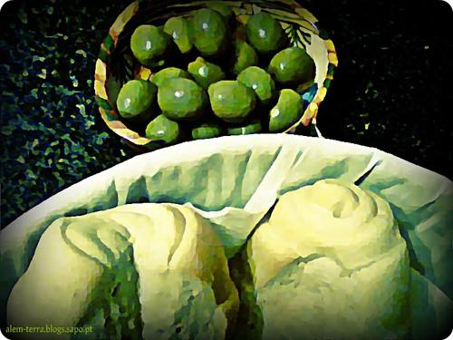 Pao e Azeitonas - Uma Lição de Vida