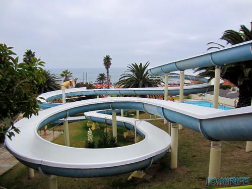 Aquaparque Teimoso na Figueira da Foz (2) Escorregas [en] Teimoso Aqua park in Figueira da Foz Portugal
