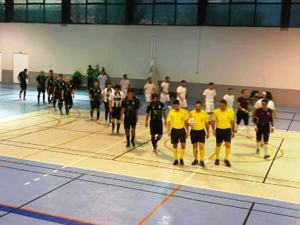 Ac. Gândaras - Pampilhosense 5ªJ DH Futsal 20-10