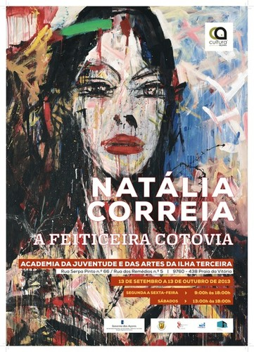 Natália Correia recordada também na Terceira...
