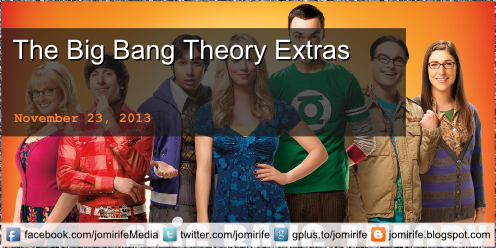 Blog Post: The Big Bang Theory Extras / Bloopers / Gag Reel / Behing the scenes / Interviews