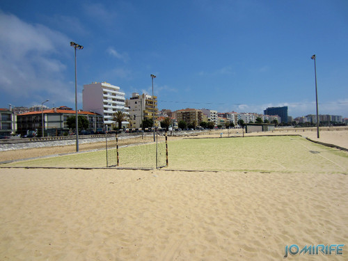 Campos de praia da Figueira da Foz / Buarcos #6 - Futebol em relvado sintético (3) [en] Game fields on the beach of Figueira da Foz / Buarcos - Football on synthetic grass