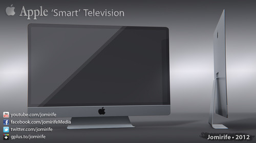 Apple Smart Television (iTV) 1