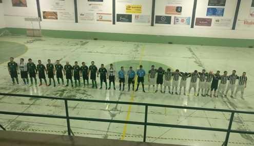 Santa Clara - Pampilhosense 14ªJ Futsal DH 25-01-