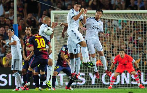 Supertaça Barça-Real