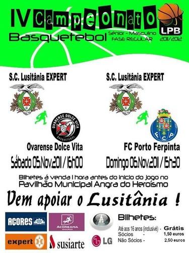 Vamos apoiar o Lusitânia!