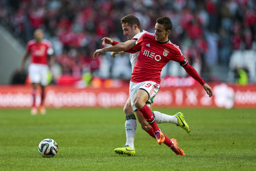 16ª J: Benfica-Marítimo