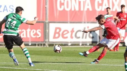 Benfica 1 Sporting 2 Liga Revelação 2018-19.jpg
