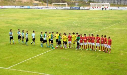 5º lLug Esc Fut Benfica de Gaia 6º CD Arrifanense