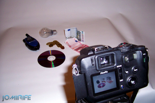 Teste de cores com fotografia de máquina digital [EN] Color test photo for digital camera