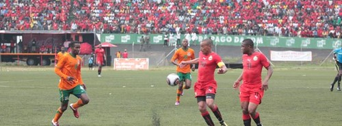 Moçambique vs Zambia