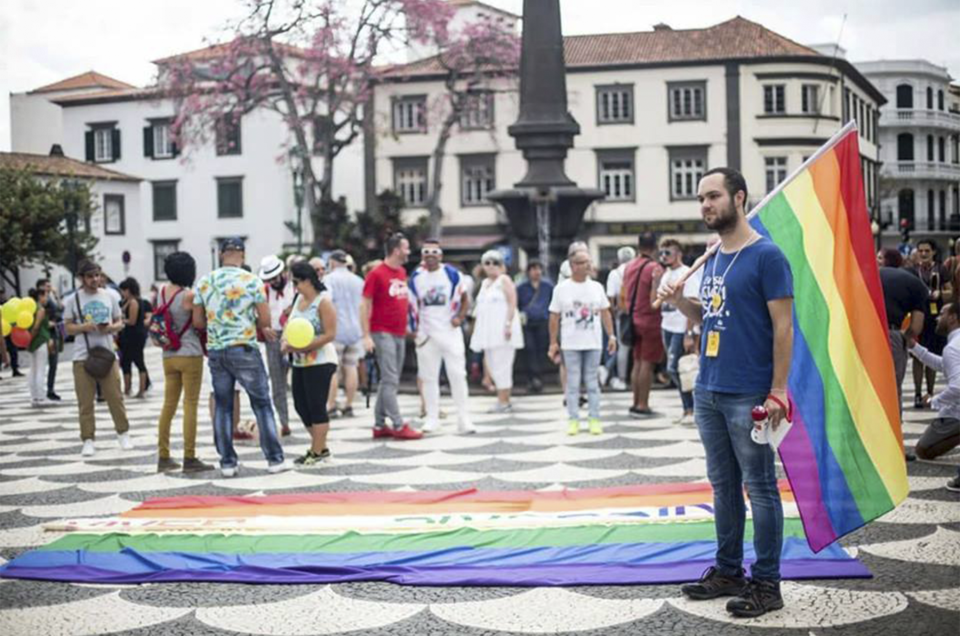 Créditos: Margarida Góis, no 1º Madeira Pride