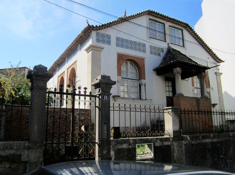 Fig. 26. Casa de António Maria Pimenta. [Foto RA]