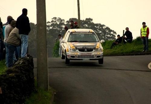 Salto no Rali Sical de 2011...