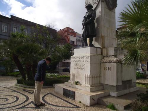 Homenagem JMP Porto La Lys
