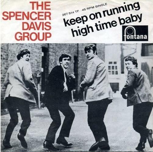 The Spencer Davis Group – Keep On Running.jpg