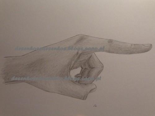 desenho mão 13