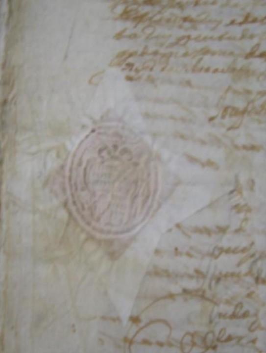Convento Santa Ana selo de chapa.JPG