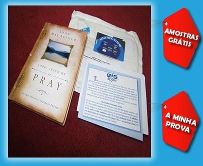 Amostras Gty - Livro Lord, teach me to Pray - [Recebido] - TERMINOU - 16738399_lWbtB