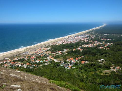 Vista sobre Quiaios na Serra da Boa Viagem em Figueira Da Foz (1) [en] Upper view of Quiaios from Boa Viagem Mountain in Figueira Da Foz, Portugal