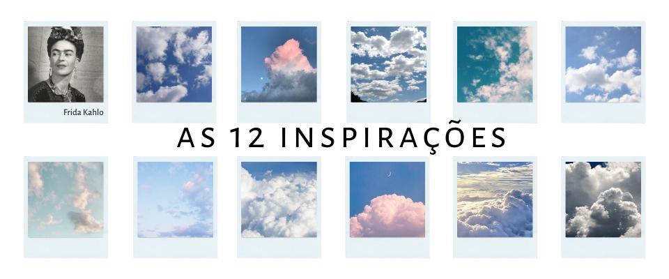 12 inspirações