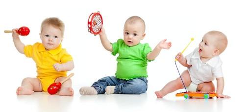 Sessão Música Grátis para Bebés AQUI
