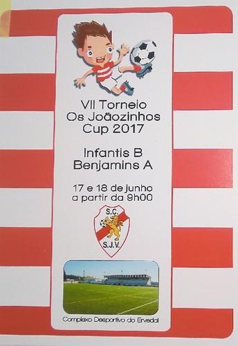 VII torneio Cup 2017 Joãozinhos