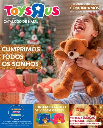 Antevisão Catálogo Natal TOYSRUS Promoções de