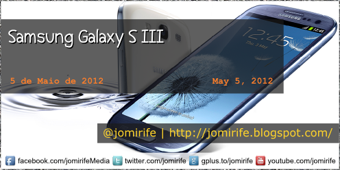 Blog: Samsung Galaxy S III