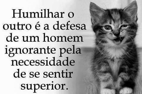 Humilhar