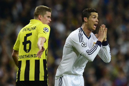 LC 1/2:R.Madrid-Borussia