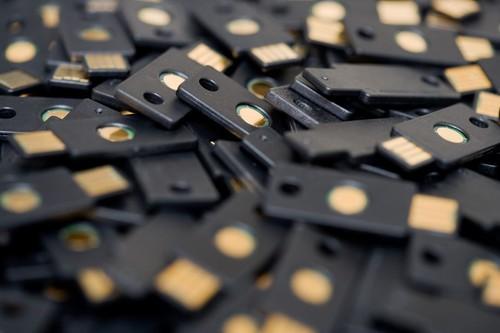 Sea of keys