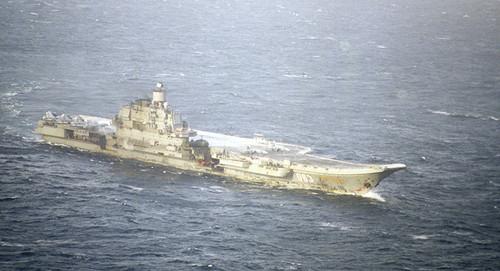 Rússia frota naval no Mediterrâneo 20Out2016.jpg